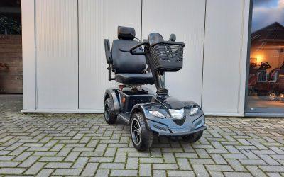 Scootmobiel Vermeiren Carpo 2 Sport €2.150 – Topsnelheid: 18 km/h – Max actieradius: 50 km