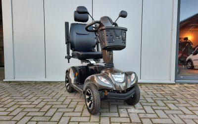 Scootmobiel Vermeiren Carpo 4 Limited  – Topsnelheid: 17 km/h – Max actieradius: 50 km